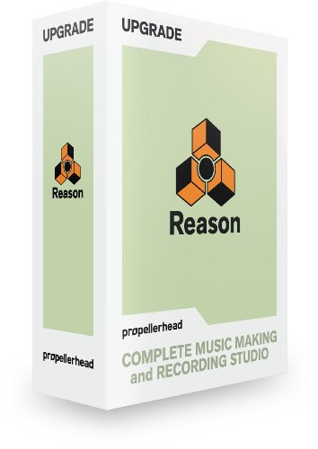 PROPELLERHEAD 99–103–0044 Virtual Instrument Software Upgrade für Reason Limited/Adapted