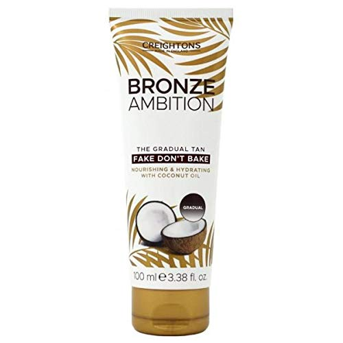 Creightons Bronze Ambition The Gradual Tan Fake Don'T Bake