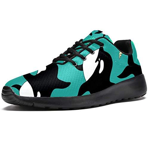 LORIES Animal Baline Zapatillas de Deporte para Hombres Zapatillas Casual para Hombre, (multicolor), 45 EU