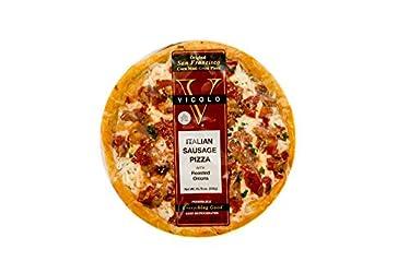 Vicolo Italian Sausage Pizza, 15.75 oz