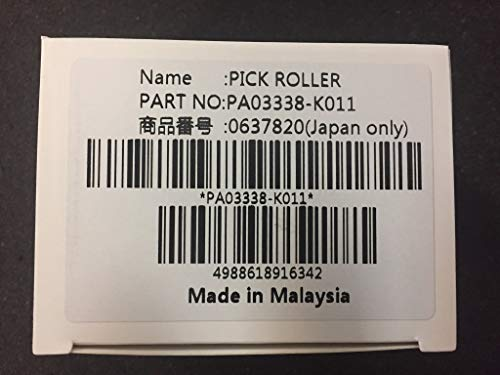 Fujitsu Pickup Roller, PA03338-K011