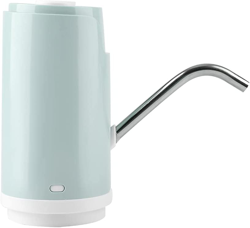 Water Bottle Pump USB 304 Rechargeable 4 years specialty shop warranty Stainle