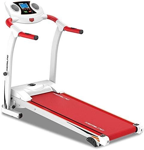 QIYUE Thuis Folding loopband Helling, elektrische loopband machine met hartslagmeter 3 Niveau Handmatig Incline Speakers Auto Lube Pulse Exercise Machines Maximale belasting