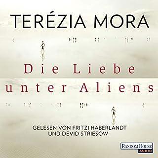 Die Liebe unter Aliens Titelbild