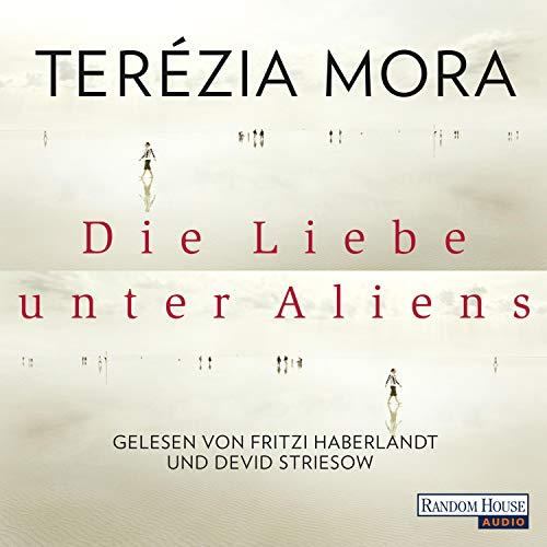 Die Liebe unter Aliens cover art