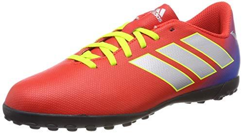adidas Unisex-Kinder Nemeziz Messi 18.4 Tf J Fußballschuhe, Mehrfarbig (Multicolor 000), 35 EU