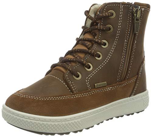 PRIMIGI Unisex-Baby PBZGT 63611 First Walker Shoe, Marrone/Cuoio,28 EU