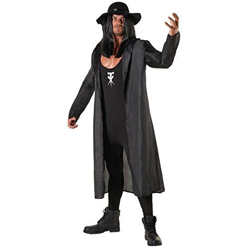 Morph Lizensiert Klassik WWE The Undertaker Halloween Karneval Kostüm für Erwachsene - XL