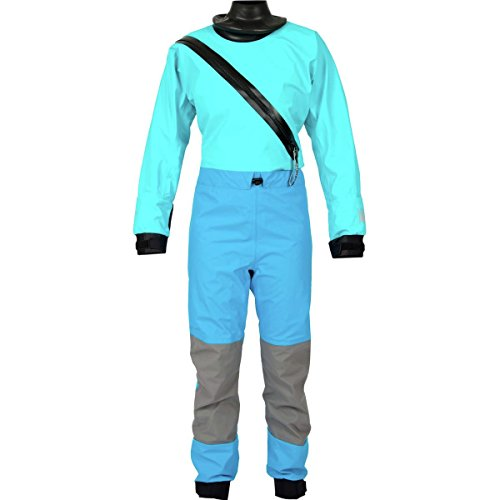 Kokatat Women's Hydrus Swift Entry Drysuit-Reef-S
