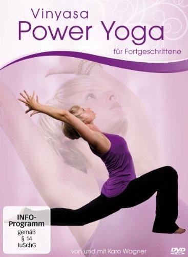 Power Yoga - Vinyasa Power Yoga für Fortgeschrittene: Von und mit Caro Wagner