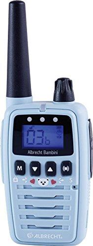 Albrecht Bambini 29871 Babyphone Analog 446MHz