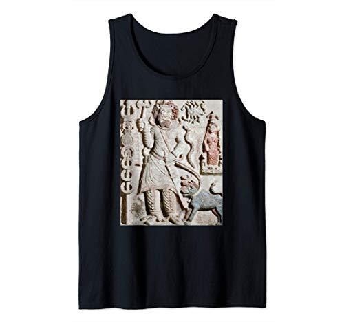 Nergal - Mesopotamia Akkad Asiria Babilonia Dios Historia Camiseta sin Mangas