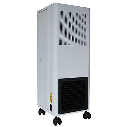 VEIT AC10 UVC Luftreiniger für virenfreie Luft UV Luftreiniger gegen Viren Luftreiniger UV-C Luftreinigungsgerät Viren Raumluftreiniger Aerosole Air Purifier Luftreiniger Hepa h14 Luftreiniger mit UV