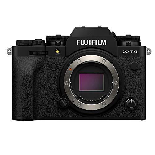 Fujifilm X-T4 Mirrorless 4K Camera
