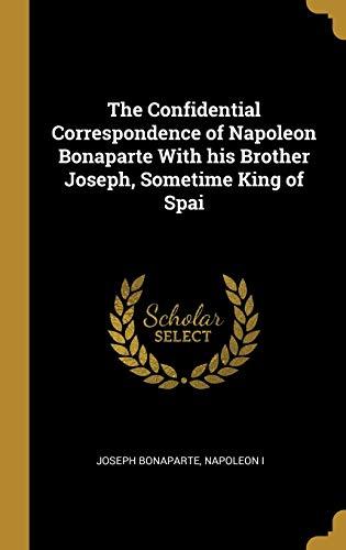 CONFIDENTIAL CORRESPONDENCE OF