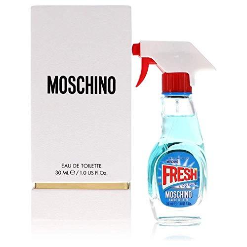 Moschino Fresh Couture Agua de Tocador Vaporizador - 30 ml