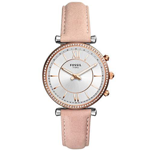 [フォッシル] 腕時計 CARLIE ハイブリッドスマートウォッチ FTW5039 レディース 正規輸入品