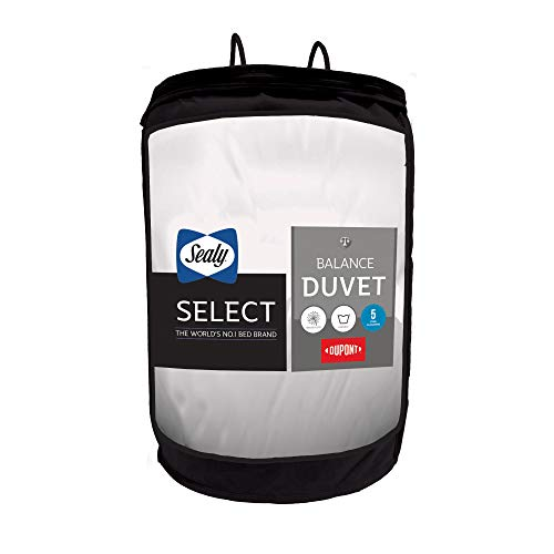 Sealy Select Balance Duvet, 10.5 Tog - Single