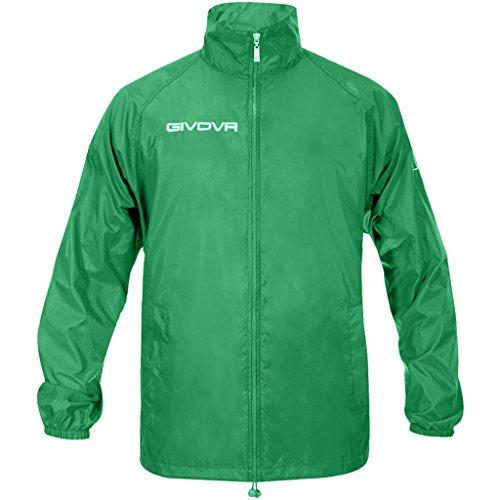 Givova, rain basico, grün, XL