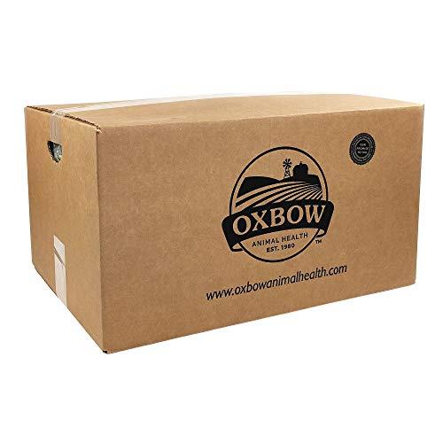 Caja con heno natural de Oxbow
