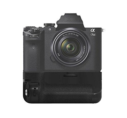 Empuñadura de batería para Sony A7 II (como Meike MK-A7 II VG-C2EM)