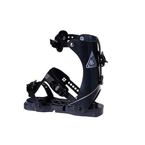MadJacks The Most Comfortable Snowboard Boot Adaptation System - All Mountain - Small/Medium