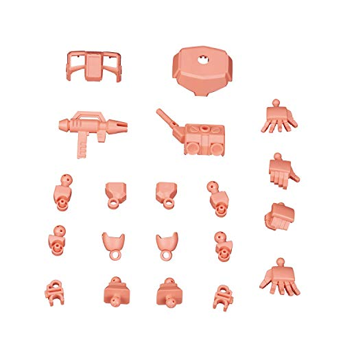 SDガンダム クロスシルエット シルエットブースター[レッド] 色分け済みプラモデル
