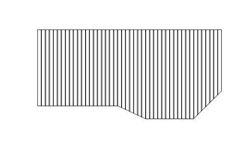 お風呂のふた トクラス (旧ヤマハ)新73L【新品番】HFFMADW2X1 巻きフタ ヤマハシステムバス用 風呂ふた 巻きふた 【寸法】W1532mm×D748mm(旧品番:GFFMADW2XX)