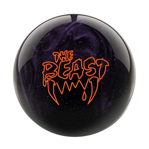 Columbia 300 The Beast PRE-DRILLED Bowling Ball- Purple Sparkle 14lbs