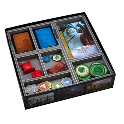 Insert - For 7 Wonders Duel and Expansion: Pantheon