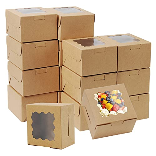 caja pasteleria de la marca OAMCEG