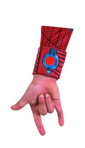 One-Size: web shooter cuffs Halloween size of the children of The Amazing Spider-Man Child Web Shooter Cuffs Amazing Spider-Man (japan import)