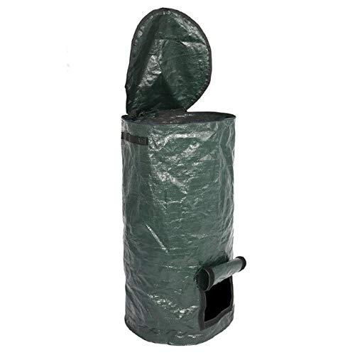 Find Bargain AloPW Yard Waste Bags Organic Waste Kitchen Fruit Garden Yard Compost Bag Environmental...