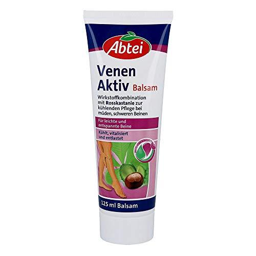 ABTEI Venen Aktiv Balsam o.Faltsch.neue Formul. 125 ml
