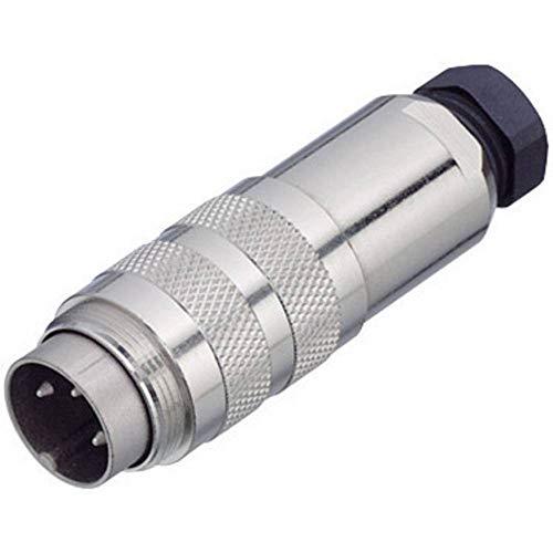 Binder 99-5109-15-04 Conector Circular Enchufe Recto Serie: 423 Tot Polos: 4 1 ud.
