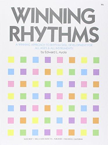 W6 - Winning Rhythms - A Winning Approach to Rhythm Skill Development