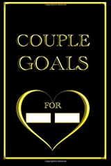 Couple Goals: Couple Goals Bucket List Paperback