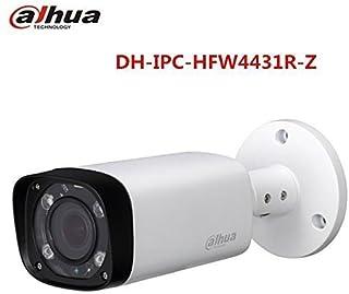 Dahua - Cámara Bullet 4 Mpx IP POE Profesional Varifocal y con iluminación infrarroja