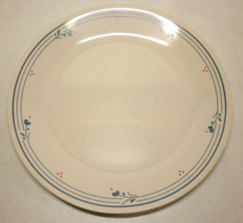 Corelle - Country Violets - 10-1/4' Dinner Plates (Set of 4)