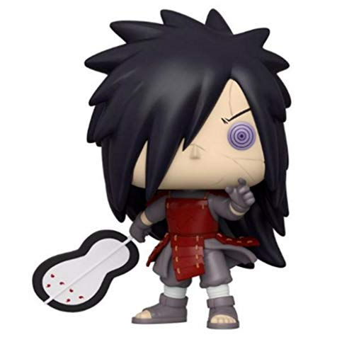 YP PY Naruto Shippuden-Madara Collection (Reanimación) Pop Figura Modelo Decoración Naruto