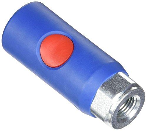 Prevost PRVURC061201 Coupler (1/4' Truflate Style Safety)