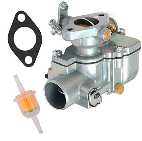 251234R91 Carburetor - for International Farmall IH Tractor Cub LoBoy 154 Tractor - Replace 251234R92 - Comes with Fuel Filter, Gasket by BOOTOP