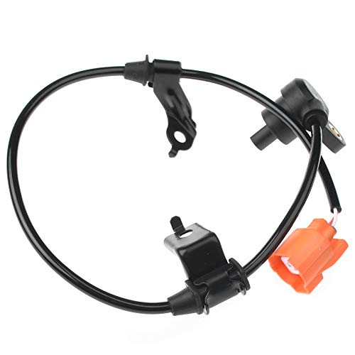 A-Premium ABS Wheel Speed Sensor Compatible with Honda Accord 1998-2002 Acura TL CL 1999-2003 Rear Driver Side