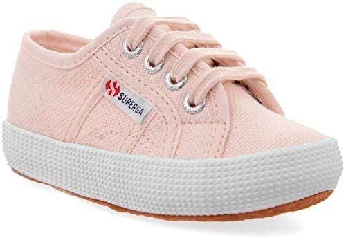SUPERGA 2750-COTBUMPJ, Sneaker Unisex Bambini, Rosa (Pink W0i), 27 EU