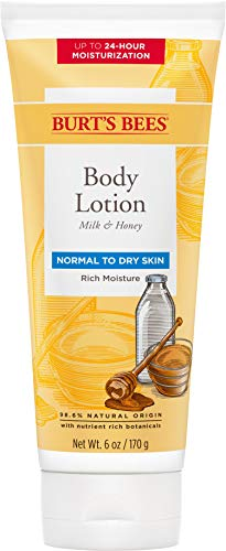 Milk and Honey Body Lotion by Burts Bees for Unisex - 6 oz Body Lotion