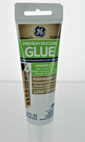 Silicone II Household Glue & Seal (GE280)