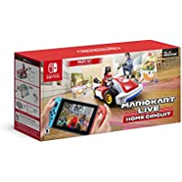 Nintendo Mario Kart Live Home Circuit Nintendo Switch Mario Set Edition