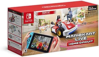 Mario Kart Live: Home Circuit -Mario Set - Standard Edition - Nintendo Switch