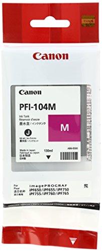 Canon 染料マゼンタインク PFI-104M 3631B001