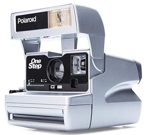 Polaroid 600 Silver